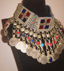AKCIJA 2400->1500kn Vintage srebro KUCHI-> UNIKAT