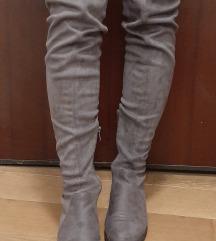 Visoke sive čizme