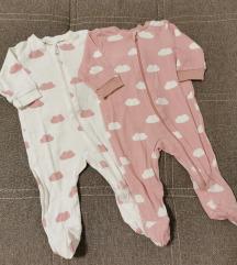 Pidžama za bebu, 50-56