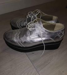 Guliver cipele 37 metalik