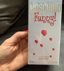 Moschino funny parfem NOVO ZAPAKIRANO!