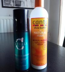 Tigi catwalk i Cantu za kovrčavu kosu