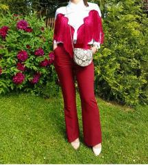 Crvene odijelo hlače