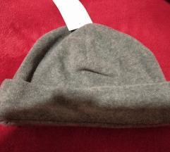 Nova skijaška kapa od flisa