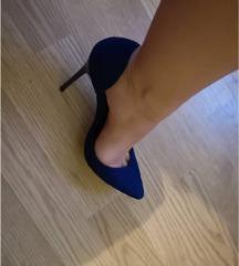 Lot - plave i bež cipele