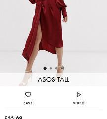 ASOS svecana haljina/cijena s pt