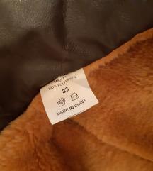 Topla jakna za psića