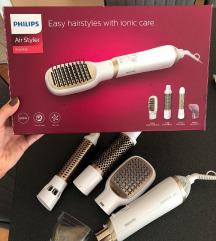 Nova Philips četka za sušenje i uvijanje kose