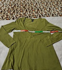 H&M pamučna tunika L,XL
