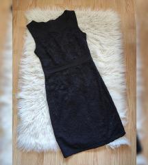 Mala crna svečanija haljina XS/S