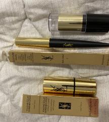 YSL i Lancome makeup Lot