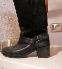Ralph Lauren crne cizme