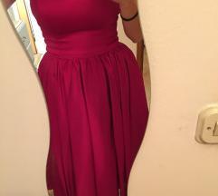 Najdivnija krinolina haljina