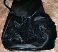 Mali kožni ruksak