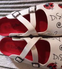 Disimi ženske papuče