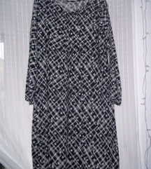 crno bijela tunika