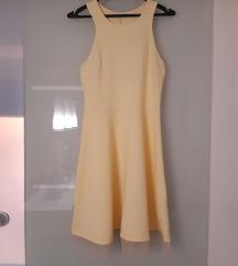 Žuta haljina