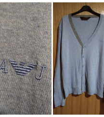 120 kn!ARMANI JEANS pulover XL