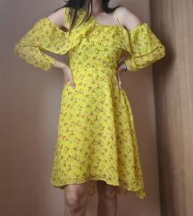 Cvjetna Asos haljina