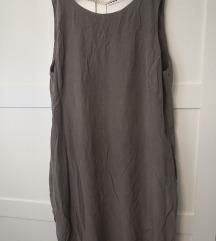 Haljina od prave svile