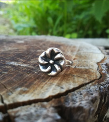 Srebrni .925 prsten