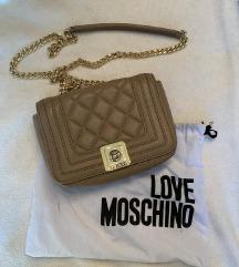 Love Moschino nude torba