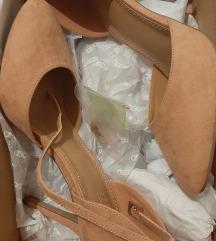 asos nude cipele 38