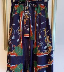 Zara Woman suknja na kopčanje