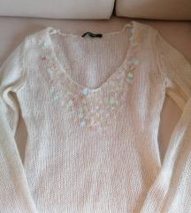 Tally weijl svjetlucavi puloveric :)