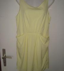Žuta haljina vl. 38