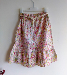Zara midi ljetna suknja - NENOŠENA