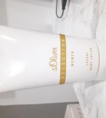 s.Oliver Luxury body lotion
