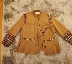 Nova etno jakna zara