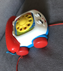 Fisher price  auto telefon