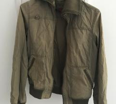 Zelena jakna Reject M