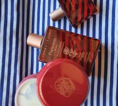 L'erbolario parfem + gel  + krema za tijelo