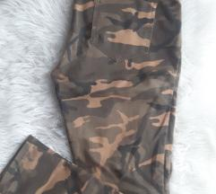Maskirane hlače M/L