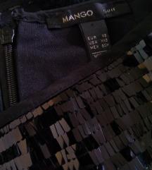 Mango suit suknja