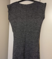 Sivi pulover M/L