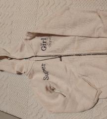 Benetton jaknica/duksa/trenirka za djevojcice