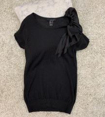 NOVA (nenošena) MANGO Suit crna majica