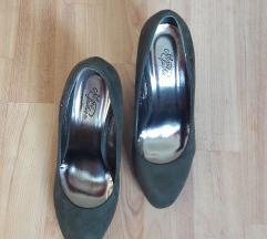 Cipele maslinaste, veličina 37