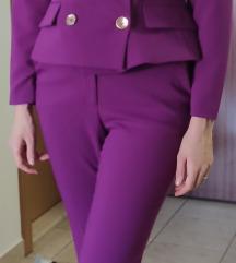 Novo Zara odijelo veličine M