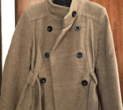Kratki smeđi kaput/L