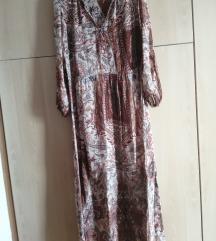 Zara paisley print haljina