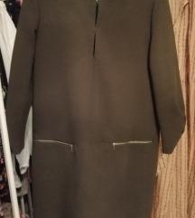 SNIŽENO %%Nova Mango haljina od štofa