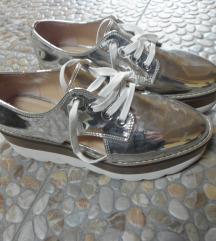 Bershka cipele debela peta