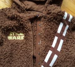 Chewbacca Star Wars kombinezon/kostim/pidžama
