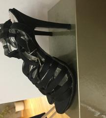 Nove sandale- visoka peta