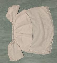 Lagana bijela bluza/majica